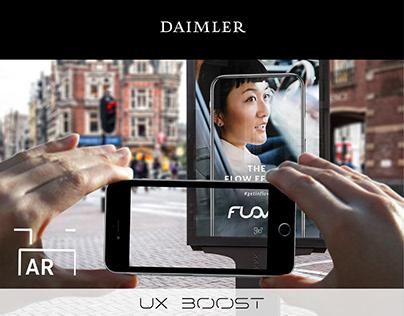 Daimler Mobility Concept – FLOW