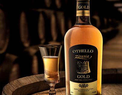 Othello Zivania Gold