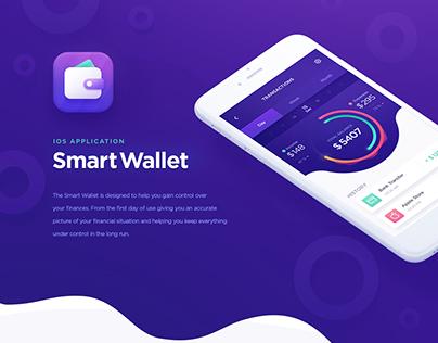 Smart Wallet iOS App