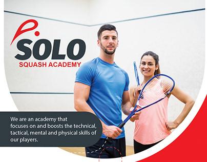 Solo Squash Academy