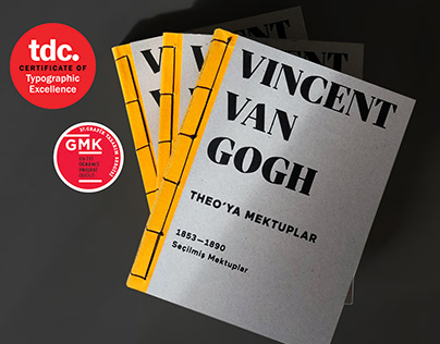 "Vincent Van Gogh ""The Letters of Vincent van Gogh"""