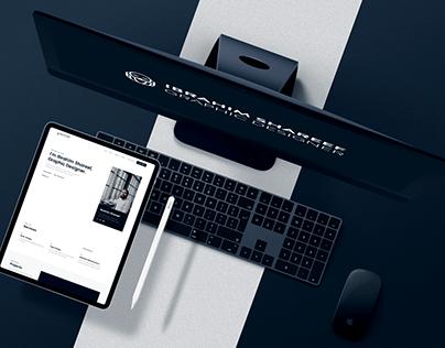 Personal Rebranding - Website & Logo