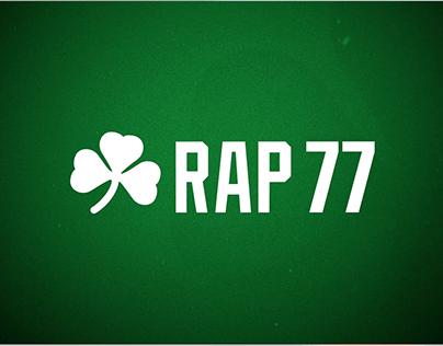Vinheta Para o Canal do youtube RAP 77