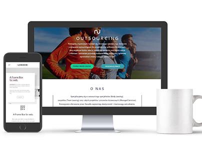 NUVADIS - branding and website