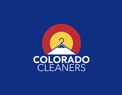Colorado Cleaners - Logo Redesign