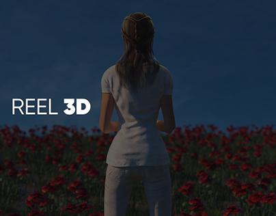 REEL 3D - Gonzalo Castañeda