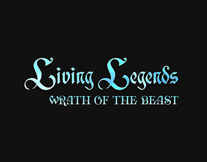 Living Legends 3 - Wrath of the Beast