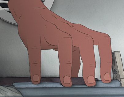 I Lost My Body - Animation Reel