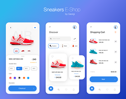 Sneakers e commerce