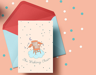 The Wishing Chair Kids : Identity Design