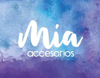 Branding - Mia Accesorios