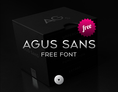 Agus Sans - Free Font
