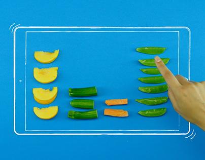 Nestle Naturenes Baby Food Animation