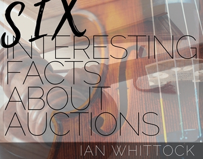 Six Interesting Facts About Auctions