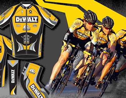 DeWALT Cycling Team Kits