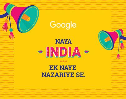 Google For India - Indiascope