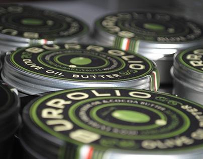 Burrolio-food product. Logo /Branding/ package design