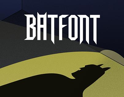 Batfont