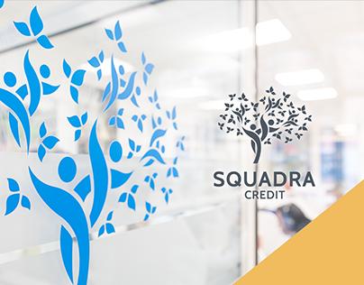 Squadra Credit   Brand Identity & Web site