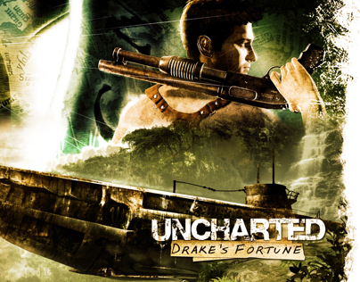 Uncharted Wallpaper Contest