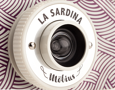 Lomography - La Sardina Patterns Cameras Edition
