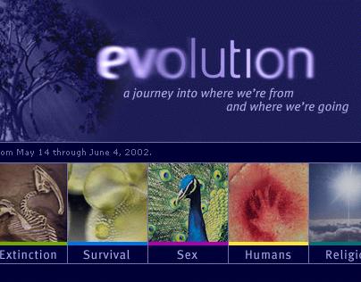 Evolution on PBS.org
