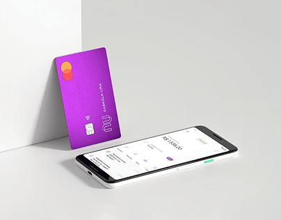 Nubank Conta product page