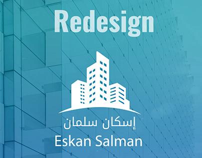 Eskan Salman Real Estate App-Redesign
