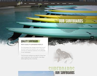 SURF BOAT WEBSITE