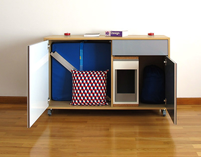 MUT - Multifunctional Furniture System