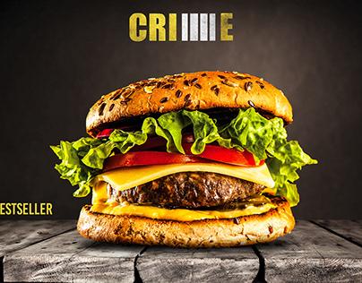 Crime Restaurant Indoor Posters