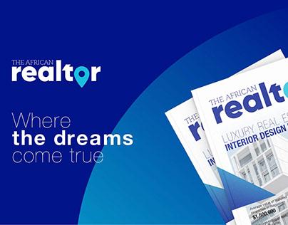 The African Realtor / Logo Design
