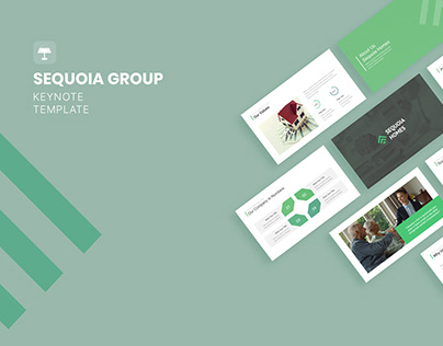 Sequoia Group Real Estate Keynote Template
