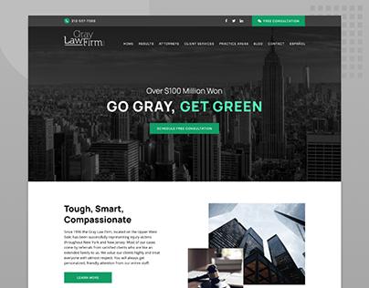 Law Firm / Web Design