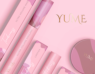 YUME - cosmetics (packaging concept)