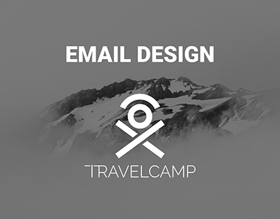 TravelCamp Email Design