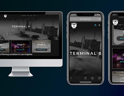 Terminal 8: Digital Branding + Website Build