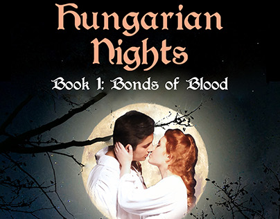 Hungarian Nights Book Cover