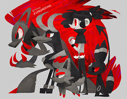 Pokemon (fan art)