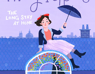 Mary Poppins - The Long Stay at Home