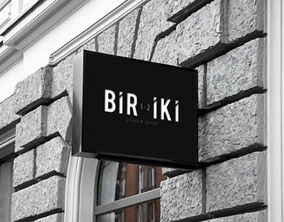 BİR İKİ - doner shop