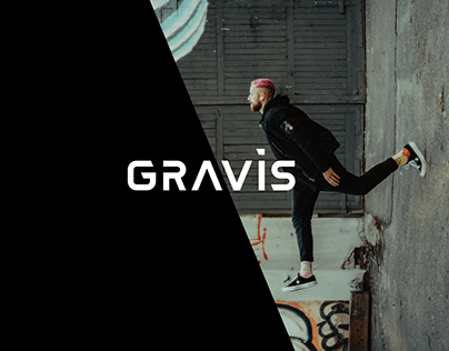 Gravis Visuals photographer brand identity