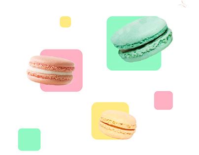 Macaron Website