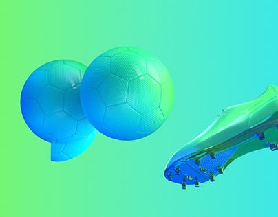 go90 Soccer _ Rebrand [Social Media]