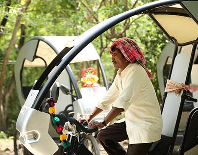 Public Pedicab