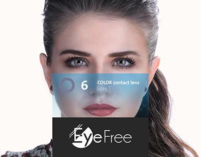 Eye Free Lenses