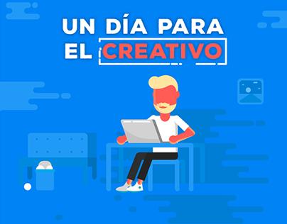 Un día para el creativo