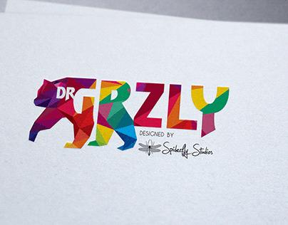 Dr Grzly Logo Design