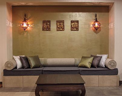 HOTEL CARAMELL expansion / interior design 2012