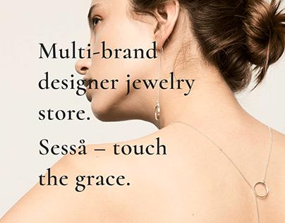E-store redesign concept